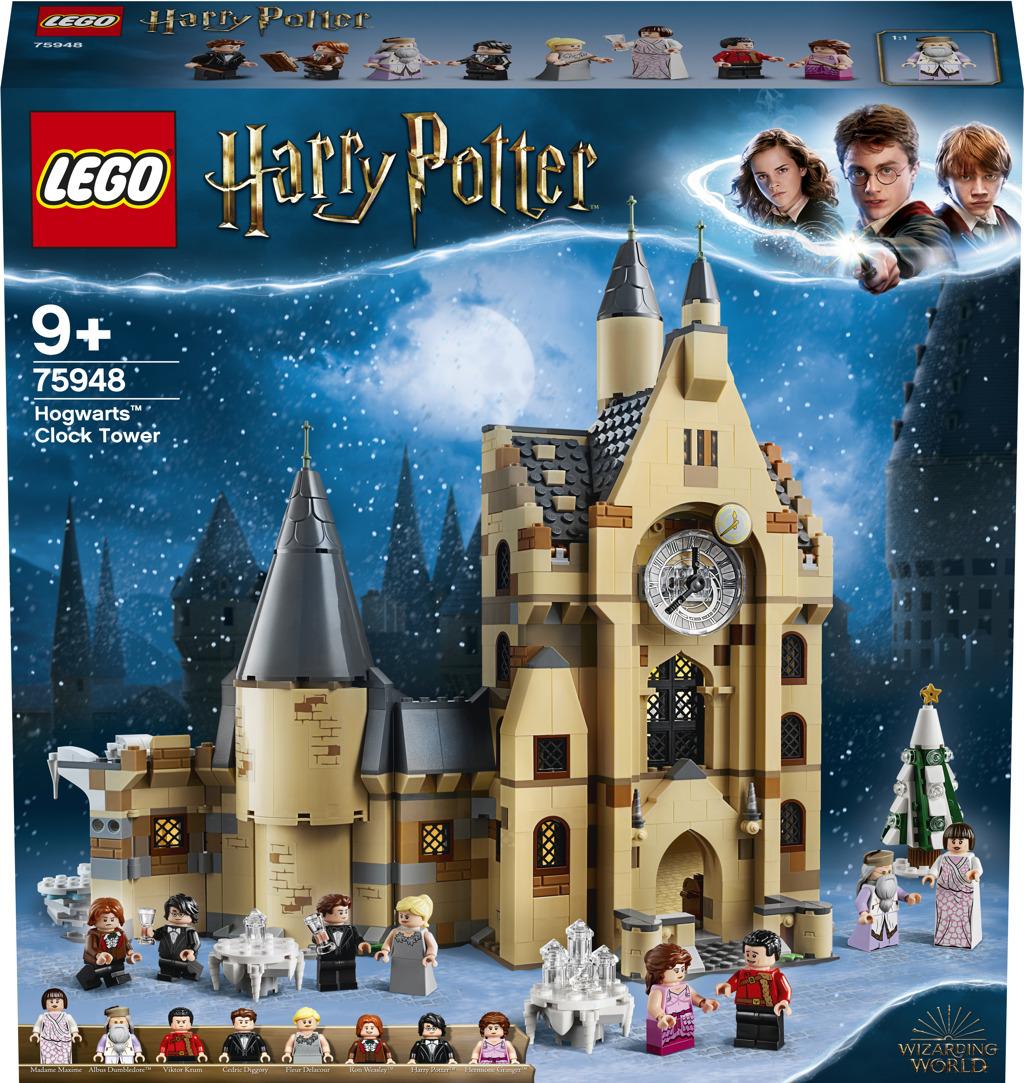 Lego Harry Potter TM Hodinová věž v Bradavicích