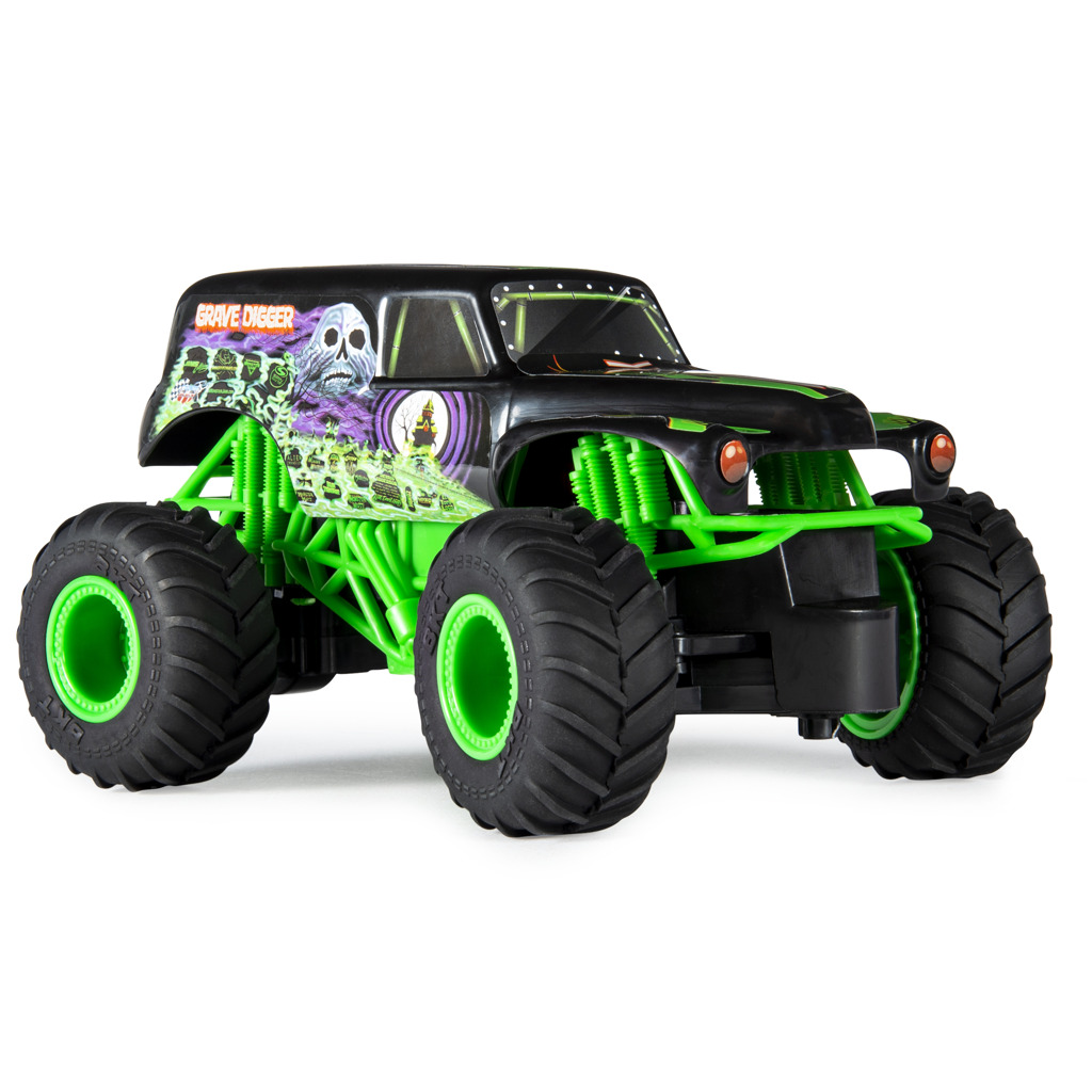 Monster jam RC Grave Digger 1:24