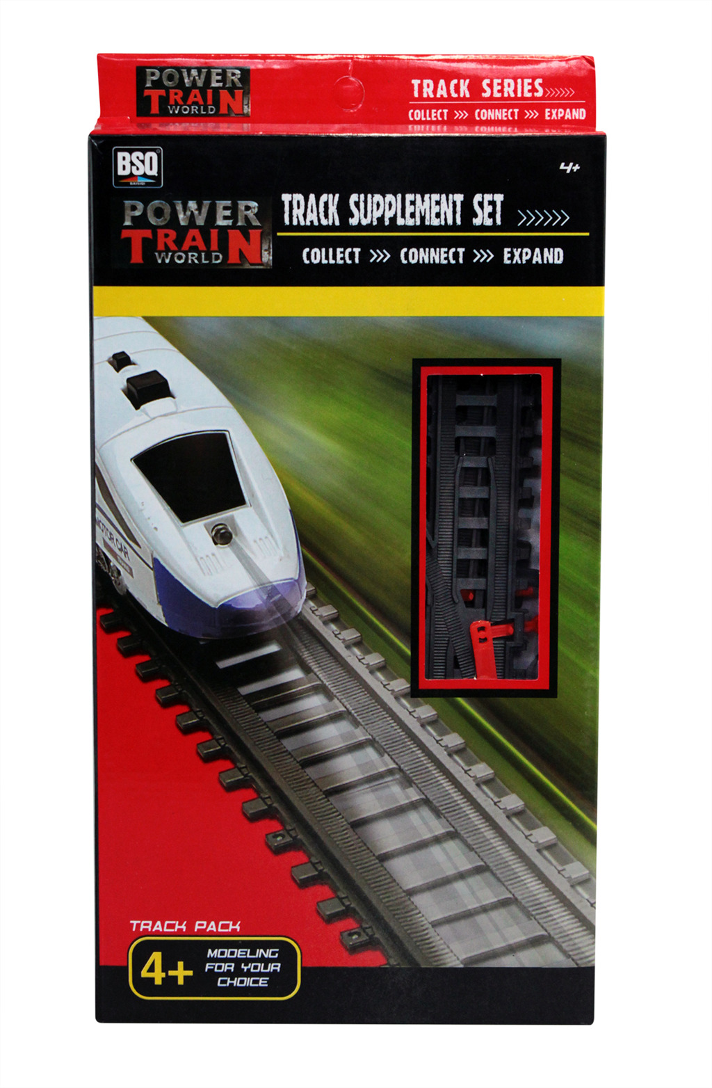 Power train World - Koleje A
