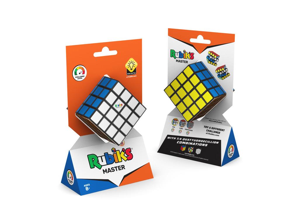 Rubiková kostka 4x4x4