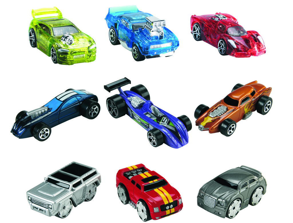 Hot Wheels Angličák